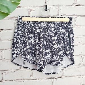 Lululemon Tracker Shorts Mashup Black White